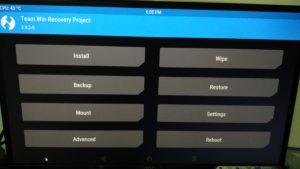 TWRP Recovery cho TX5 Android TV Box S905X – Blog CHIA SẺ KIẾN THỨC