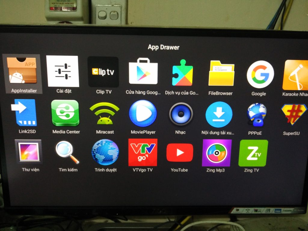 ATV] Rom Android TV For ClipTV Box By DaivietPDA – Blog CHIA SẺ KIẾN